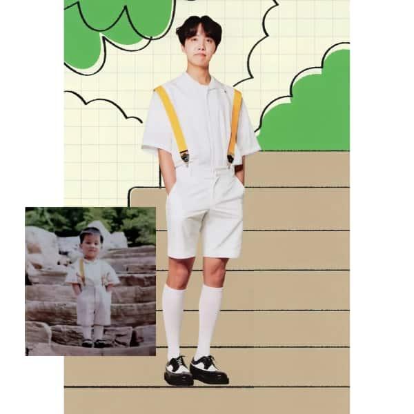 BTS' J-Hope aka Jung Hosoek
