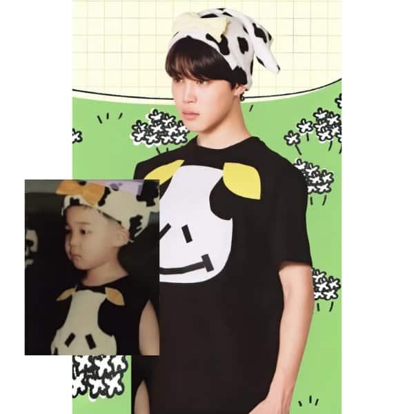 BTS' Jimin aka Park Jimin