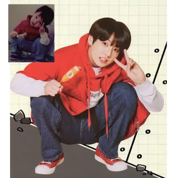 BTS' Jungkook aka Jeon Jungkook