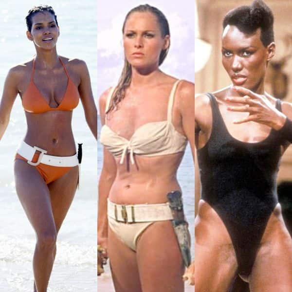 Best Bond girls