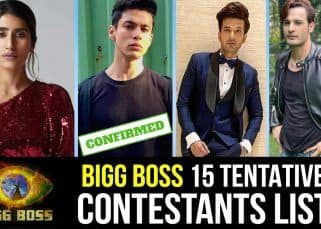 OMG! Bigg Boss 15 Tentative Contestants List Is Out Now: Details Inside
