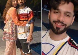 Disha Parmar ने खास अंदाज में मनाया Rahul Vaidya का बर्थडे, सामने आई रोमांटिक फोटोज
