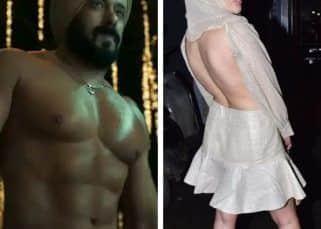 Entertainment News of The Day: Urfi Javed की बैकलेस ड्रेस ने उड़ाए होश, फैंस को गुडन्यूज देंगे Salman Khan