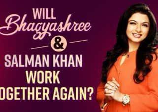 EXCLUSIVE : Bhagyashree Opens Up On Thalaivii , Radhe Shyam And More, Watch