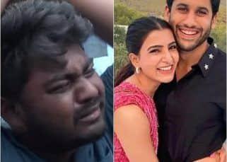 Emotional fan makes an appeal to Naga Chaitanya to not divorce Samantha Ruth Prabhu – watch video