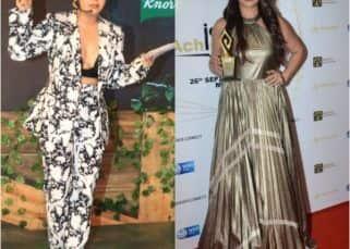 Worst dressed celebs of the week: Surbhi Chandna, Sunny Leone, Devoleena Bhattacharjee's uninspired looks make us wonder if their stylists were snoozing
