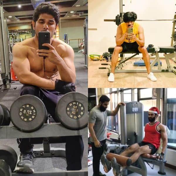 Allu Sirish, Vijay Deverakonda and Dulquer Salmaan's Retro Photos of Sweating in the Gym Go Viral!