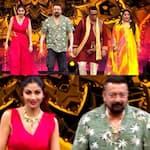 Super Dancer Chapter 4: Shilpa Shetty, Geeta Kapur and Anurag Basu imitate the characteristic walk of the guest Sanjay Dutt - watch video