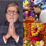 Ganesh Chaturthi 2021: Kangana Ranaut, Amitabh Bachchan, Sara Ali Khan, Ajay Devgn and others wish their fans to welcome Bappa