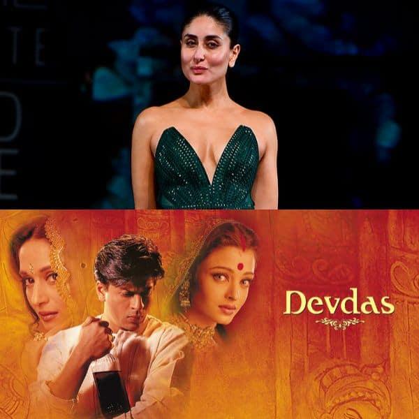 Aishwarya's role in 'Devdas'