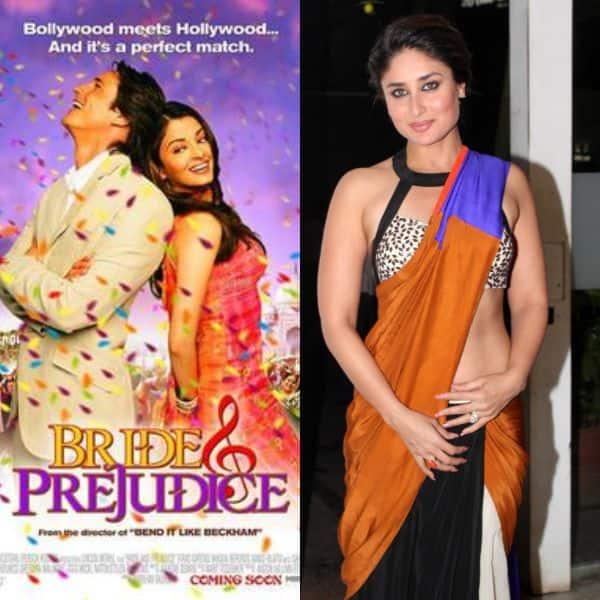 Namrata's role in 'Bride & Prejudice'