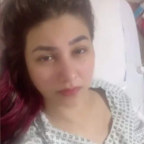 Jasleen Matharu hospitalized
