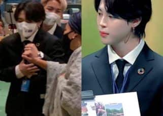 #BTSatUNGA: Jimin gets love from ARMY after recovering from nervousness; his moment with UN Deputy Secretary General is one for history books — view tweets