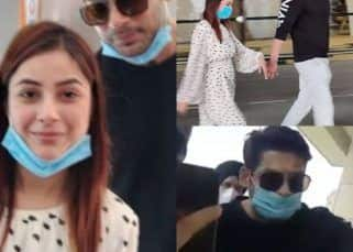 When Shehnaaz Gill and Sidharth Shukla got mobbed by fans in Punjab – Watch throwback video