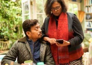 Babil Khan shares a throwback pic of dad Irrfan Khan and mom Sutapa Sikdar making us miss the powerhouse actor