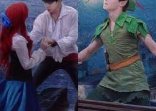 BTS: Jungkook as Flynn Rider, J-Hope as Peter Pan, RM as Cindrella's Prince Charming; an ARMY imagines the septet in fairytales to stunning effect - view pics