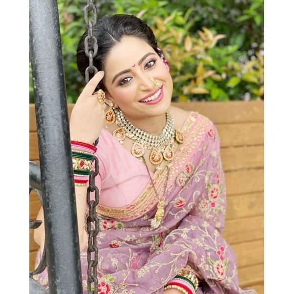 मराठी मुलगी बन गईं ऐश्वर्या शर्मा (Aishwarya Sharma)