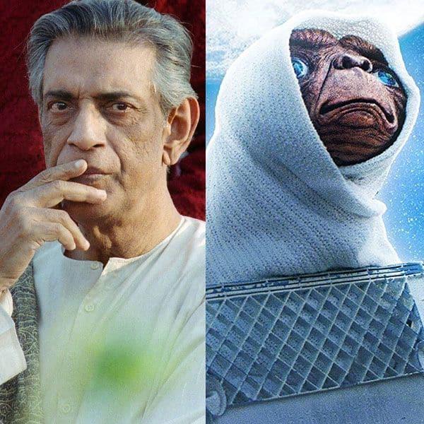 सत्यजीत रे की 'द एलियन' (Satyajit Ray's The Alien)