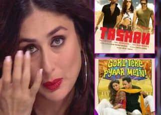 इन 10 फ्लॉप फिल्मों से बर्बादी की कगार पर पहुंच गया था Kareena Kapoor Khan का करियर, देखें लिस्ट