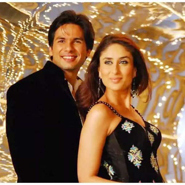 Shahid Kapoor and Kareena Kapoor Khan