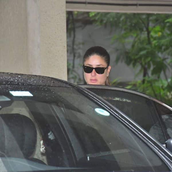 आंखों पर चश्मा लगाए दिखीं Kareena Kapoor Khan