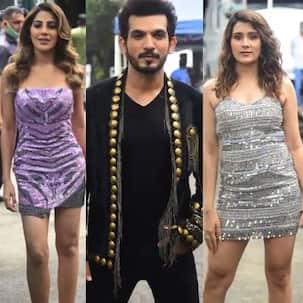 Khatron Ke Khiladi 11 Finale: Did Nikki Tamboli and Aastha Gill just CONFIRM Arjun Bijlani is the winner? Watch this BTS video to know