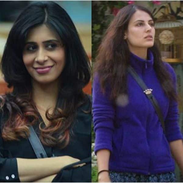 Kishwer Mechant and Mandana Karimi (Season 9)