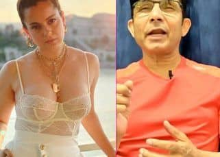 KRK के बड़ा दावा, 'Sita' का किरदार निभाने के लिए Kangana Ranaut को मिली मुंहमांगी रकम? आंकड़े देख पैरों तले खिसक जाएगी जमीन