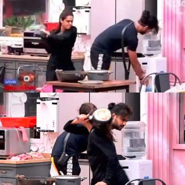 Madhurima Tuli and Vishal Aditya Singh (Season 13)