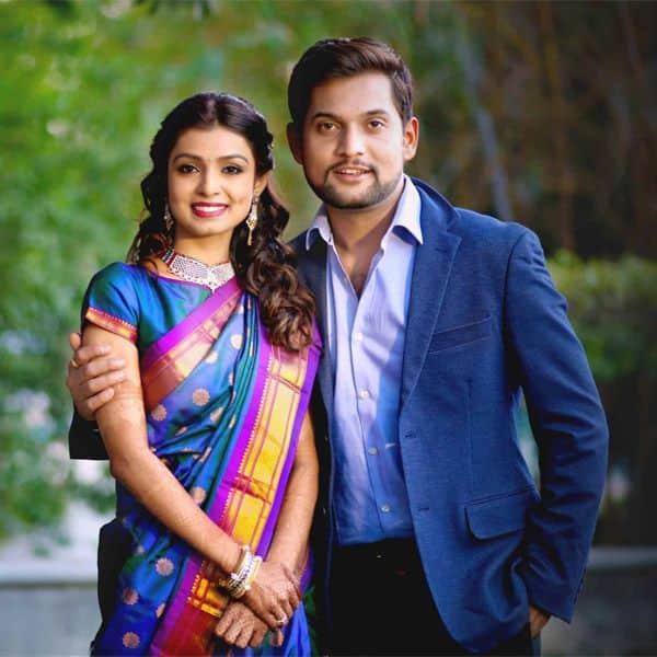 मयूरी देशमुख-आशुतोष भाकरे (Mayuri Deshmukh- Aashutosh Bhakre)