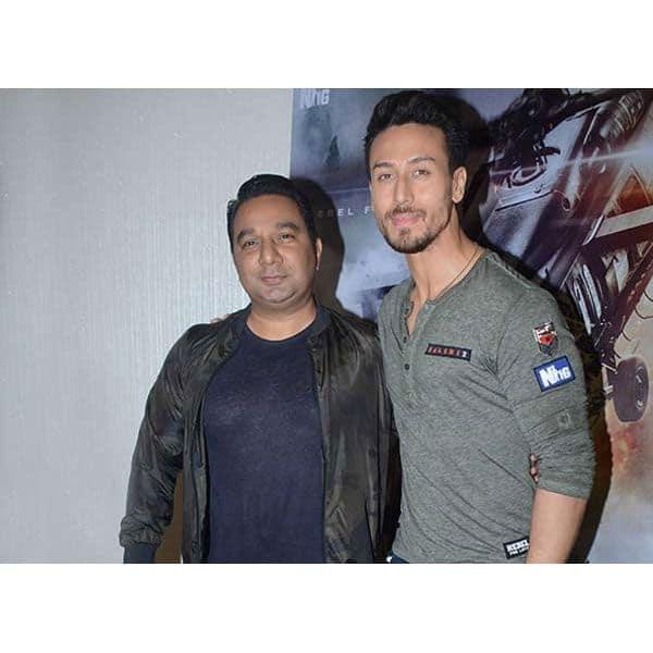 Tiger Shroff-Ahmed Khan