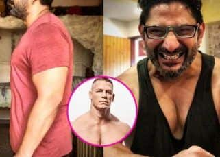 Arshad Warsi is 'quite kicked' as John Cena shares actor's transformation pic on Instagram