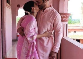 Ankita Lokhande shares loved up picture with beau Vicky Jain; shares, 'Don't underestimate the beauty of gods love story for you'