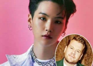 BTS: After James Corden's comments upset ARMY; fans share a clip of SUGA aka Min Yoongi referring to 'tinted glasses' and it seems like one SAVAGE retort to detractors