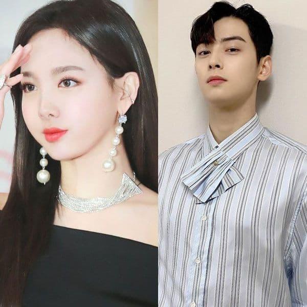 Na-Yeon and Eun-woo