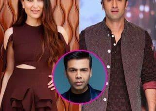 Throwback to when Ranbir Kapoor was nudged by Karan Johar to divulge 'scandalous information' about cousin Kareena Kapoor Khan