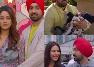 Honsla Rakh trailer: Shehnaaz Gill and Diljit Dosanjh's comic love story promises a hearty dose of laughter