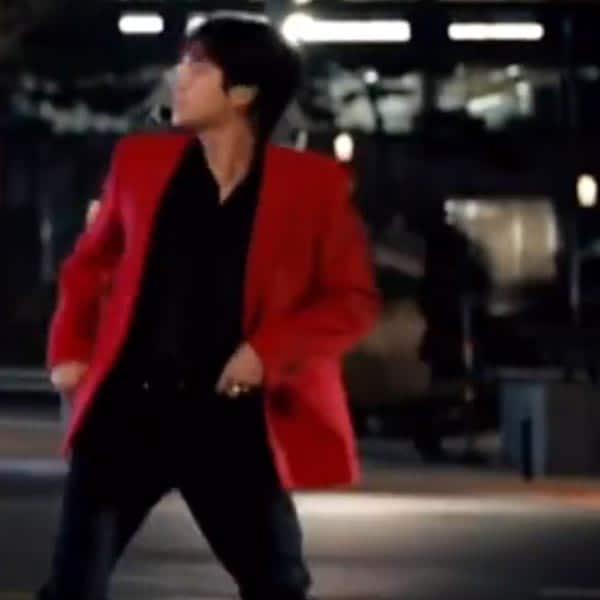 Jin goes bold