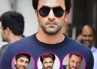 Ranbir Kapoor's upcoming BIG line-ups may give Aamir Khan, Salman Khan, Shah Rukh Khan a hard time at the box office