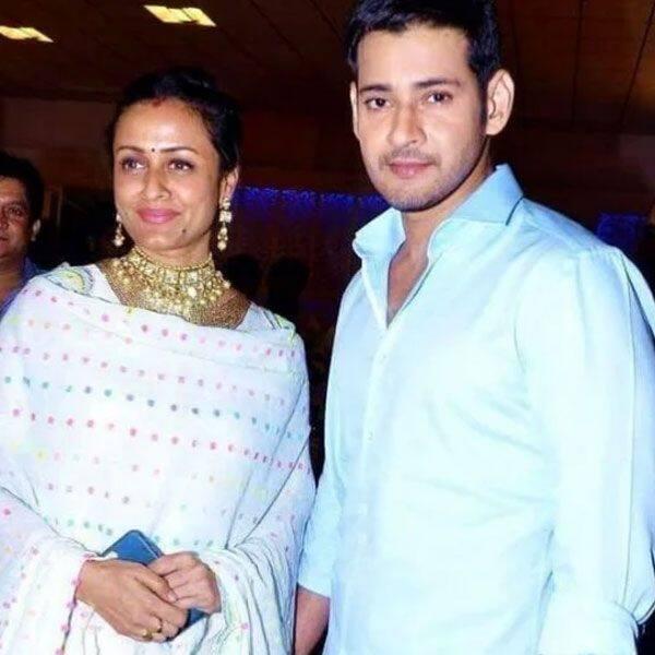 नम्रता शिरोडकर और महेश बाबू (Namrata Shirodkar and Mahesh Babu)