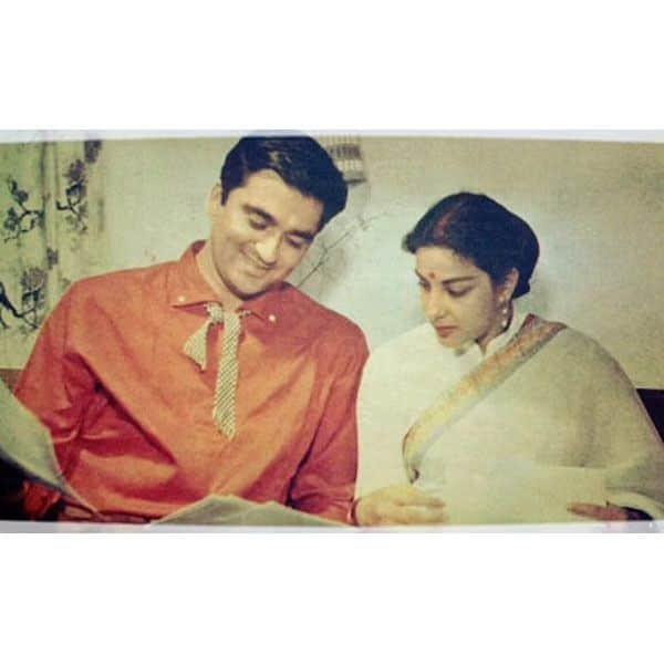 नरगिस और सुनील दत्त (Nargis and Sunil Dutt)