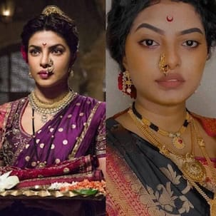 Priyanka Chopra's doppelganger Amayra Dongre loves recreating the actress' iconic looks and the resemblance is astounding – view pics