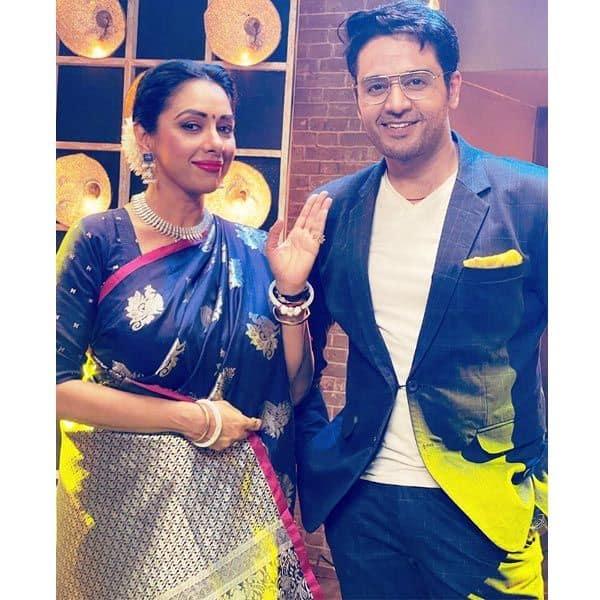 Anuj and Anupamaa