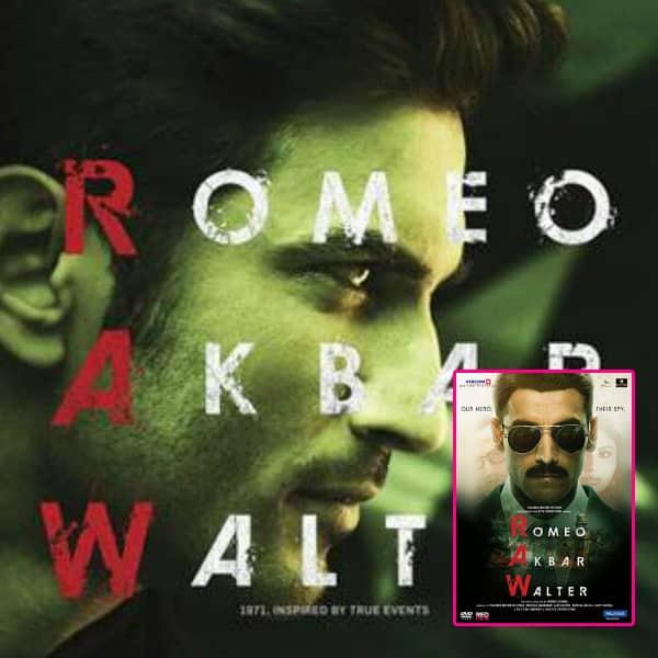 Sushant Singh Rajput in Romeo Akbar Walter