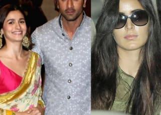 Katrina Kaif's reaction when she learnt about Alia Bhatt's crush on Ranbir Kapoor will leave you amused