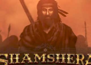 Shamshera: Ranbir Kapoor looks intense and invincible as makers tease film's first look on his birthday