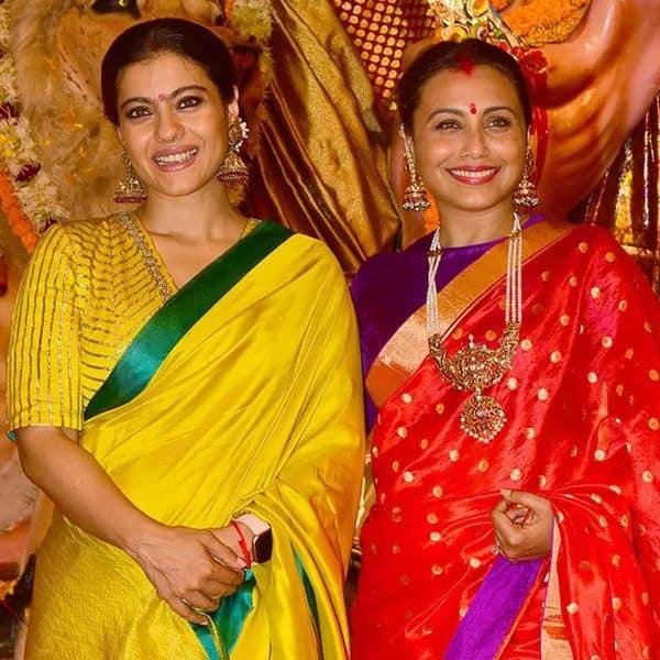 Rani Mukerji and Kajol
