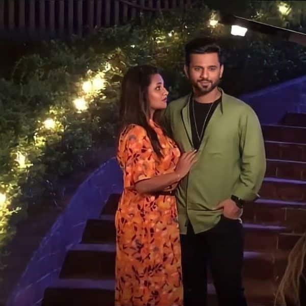 Rahul and Rashami are back