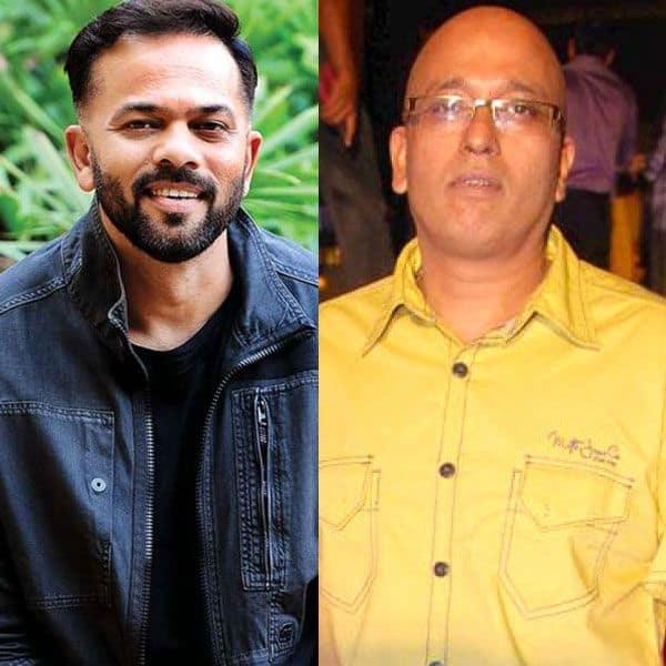 Rohit Shetty and Hriday Shetty
