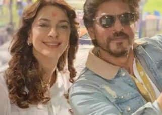 Juhi Chawla exposes Shah Rukh Khan's bad habit; says, 'SRK once came to a party at 2.30 am when everyone had gone home'